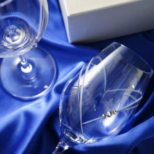 名入れワイングラス