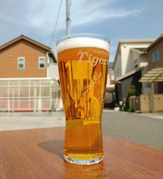 阪神タイガース ビールグラス