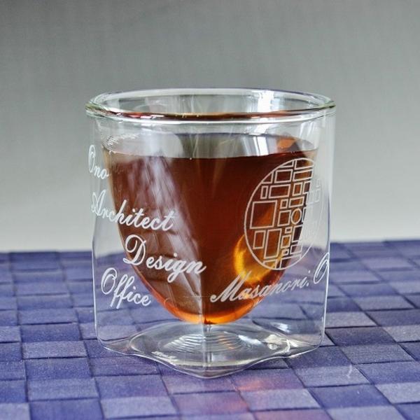 アイスもホットも使える便利グラスのサムネイル