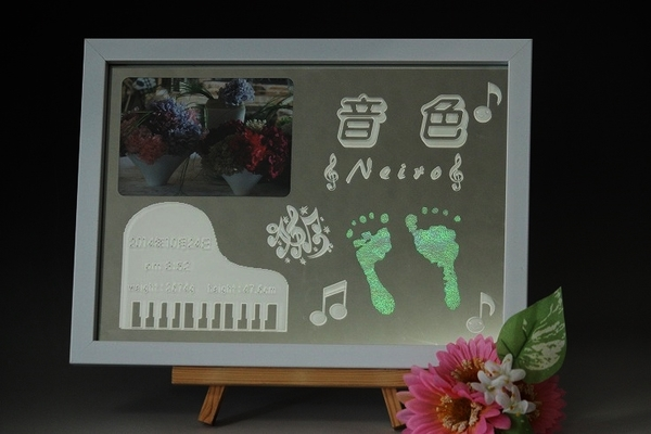 出産祝い ピアノの先生にプレゼント!
