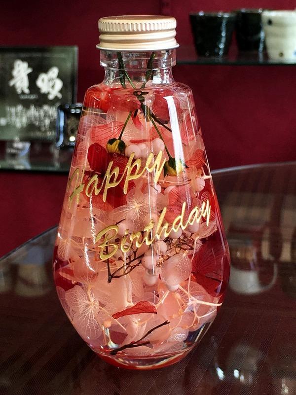 【ハーバリウム】お誕生日プレゼントに!!
