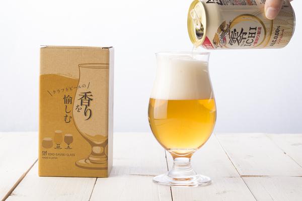 【ビールグラス】暑い日はビールがうまいっ!!