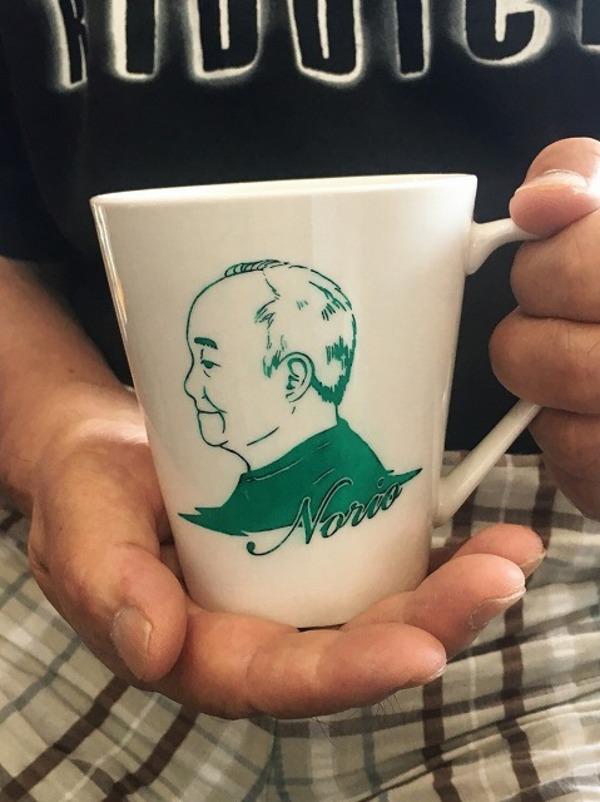 【オリジナル】似顔絵マグカップ