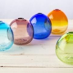 【新商品】琉球ガラス 一輪挿し