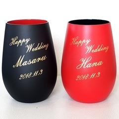 【ドイツ製グラス】ウェディングのプレゼント♪