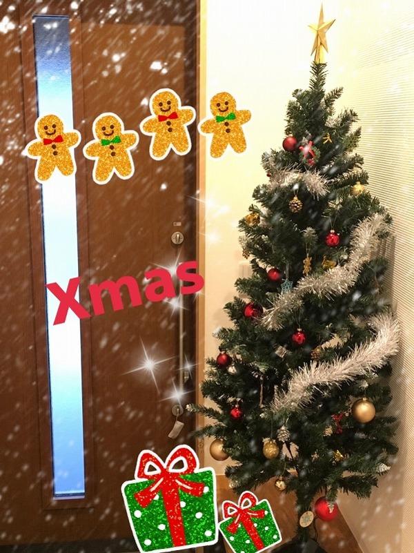 【イブですね♪】クリスマスツリー☆
