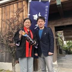 梅乃宿さんへ商品の提案に行ってきました。