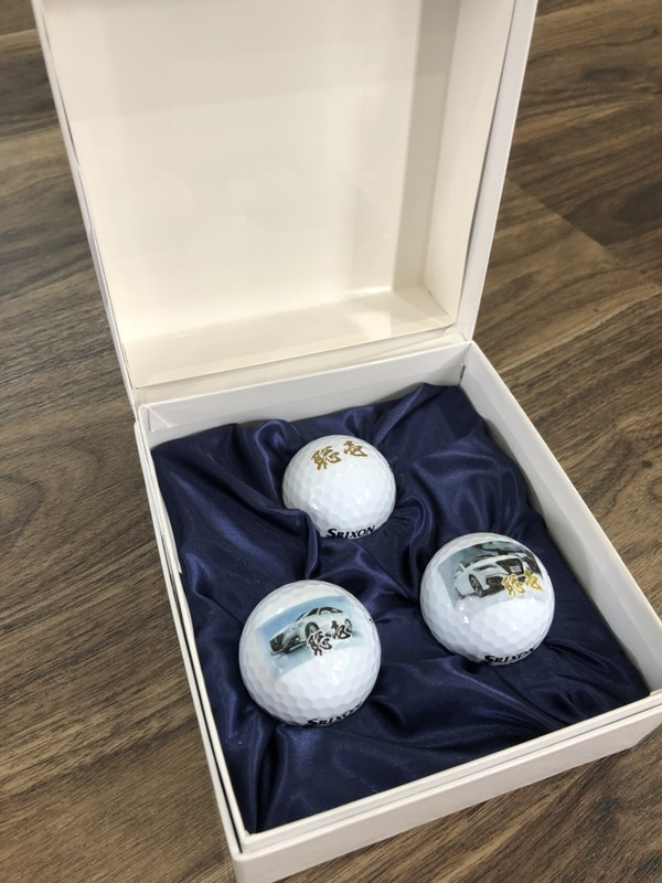 【UV印刷】ゴルフボール