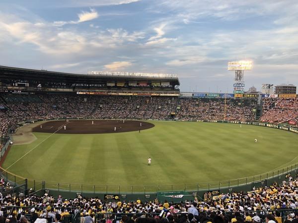 阪神タイガース 試合観戦 してきました
