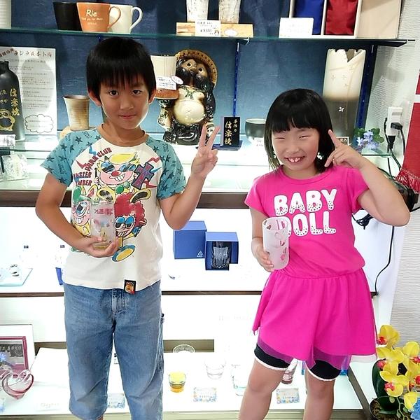 7/30 夏休み子供イベントの様子