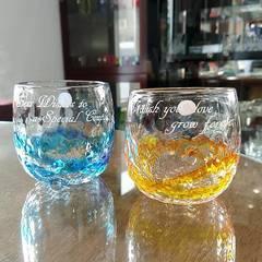 夏本番!!! カラフルな琉球ガラス