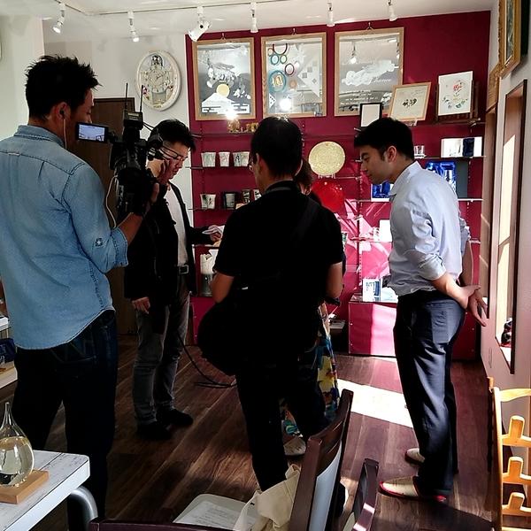 奈良テレビ 「なら★ジツワ研究所」