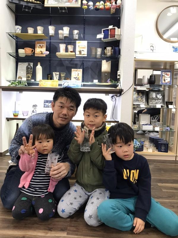 和歌山からサンドブラスと体験