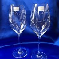 ハートインハート ペアワイングラス