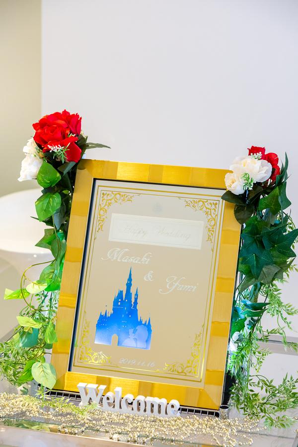結婚式のWelcomeボードに♪のサムネイル