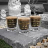 甲子園の土を保存するために彫刻入りのグラスを制作♪