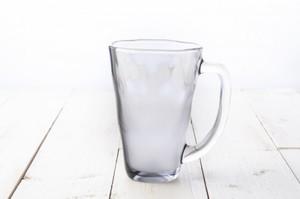 名入れ フルオーダー 泡立ち ビール グラス ブラック プレゼント ギフト 成人式 家飲み