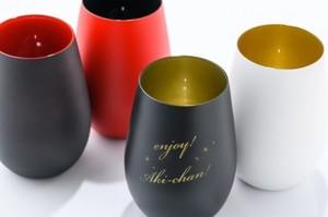 ドイツ製 シュトルツル メタル タンブラー ペア グラス プレゼント 贈り物 記念日 敬老の日
