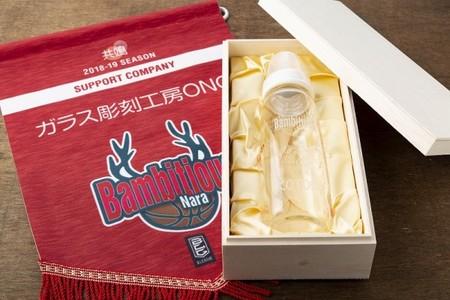 2019-20 バンビシャス奈良 哺乳瓶 シカッチェ