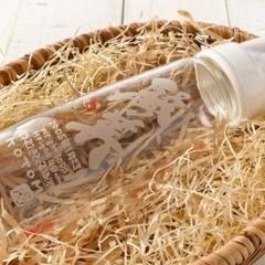 書家もーちゃん直筆名入れ哺乳瓶(名入れ 生誕記念 彫刻) 出産お祝い 売れ筋No.1